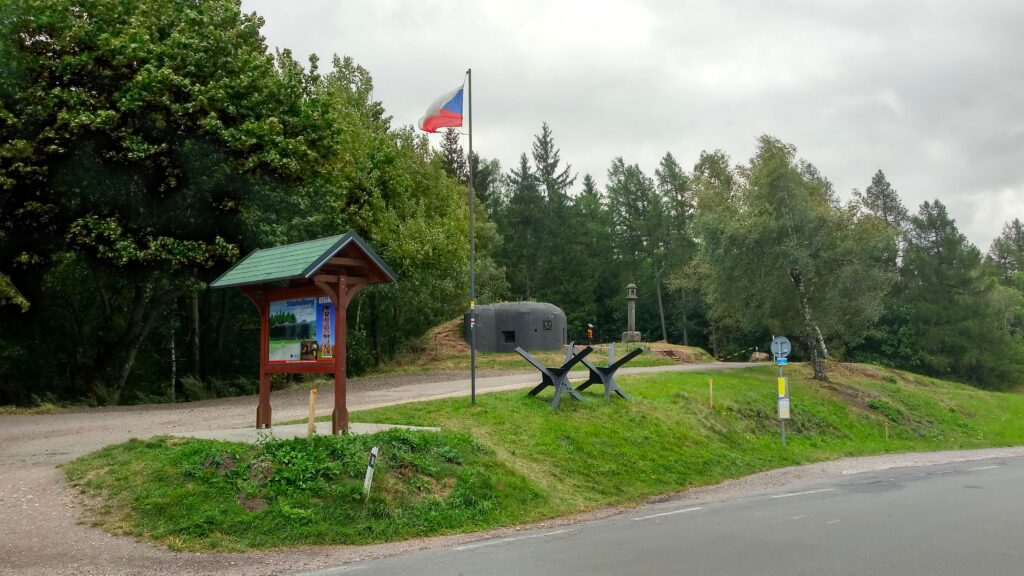 Okolo republiky - Stachelberg